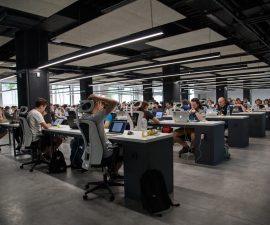 OFFICE SPACE OUTSOURCING